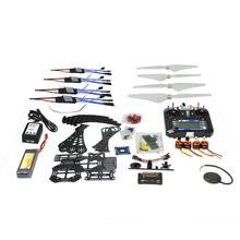 F14893-L DIY RC Drone Quadrocopter Full Set RTF X4M380L Frame Kit APM 2.8 GPS TX