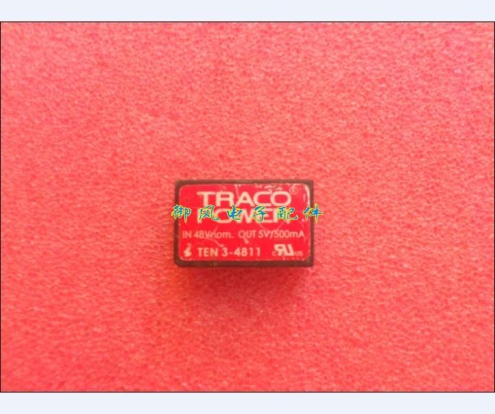 Imported Swiss manufacturer TRACO Power Module TEN3-4811 48V turn 5V 500MA 2.5W(China (Mainland))