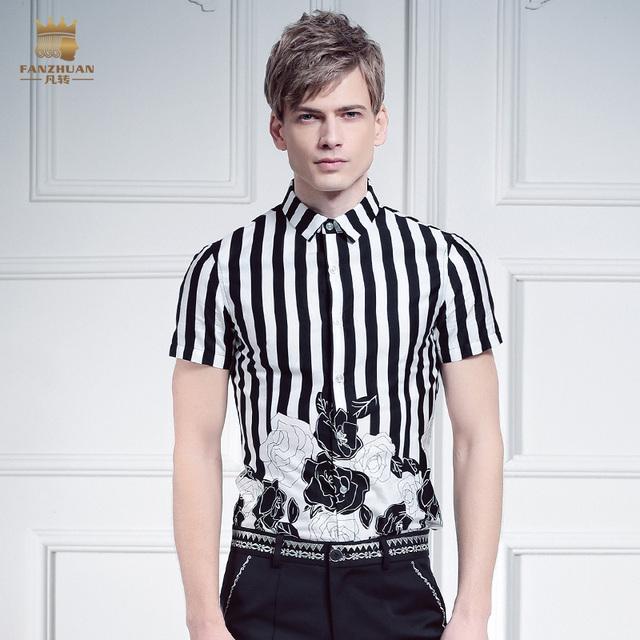 Бесплатная доставка новый летние мужские мужская свободного покроя мода тонкий черный ...