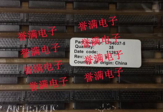 1734037-5 50POS 1734037-5 original SGS 1.27 pitch into bends TYCO<br><br>Aliexpress