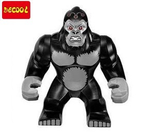 Decool 0230 Building Blocks Super Heroes Avengers Ultron DARKSEID GORILLA GROOD MARK 38 IGOR Minifigures Mini Figures Toys - Block Toy s store