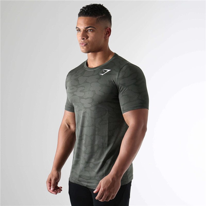 In the summer of 2017 the new high quality man round collar short sleeve leisure half sleeve printed fashion T-shirt