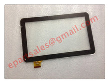 Free shipping 10.1 inch touch screen WJ608-V1.0,100% New for Supra M121,Supra M121G 3G touch panel,Tablet  touch panel digitizer