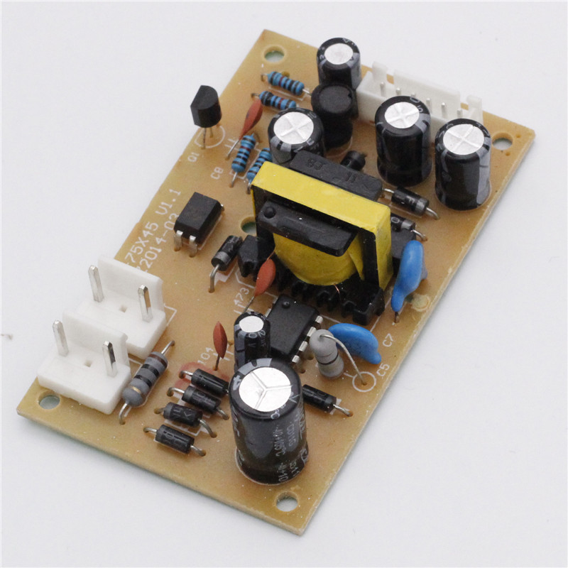 AC-DC DVD Universal Power Board 5V/12V Switching Power Supply JUST FOR DVD EVD(China (Mainland))