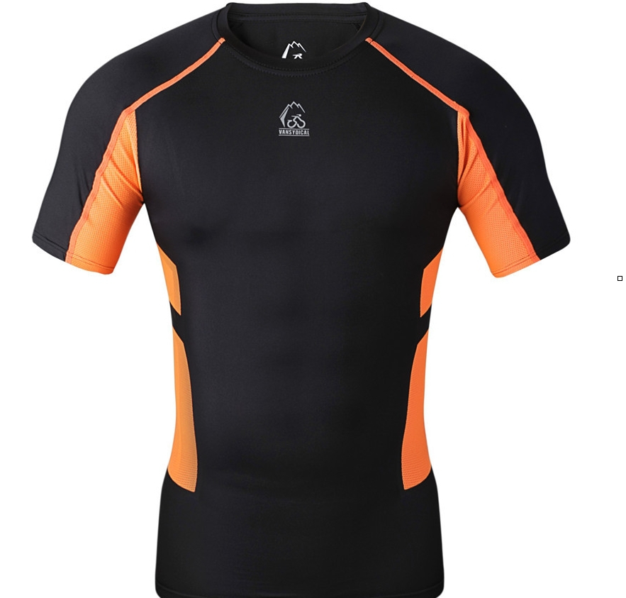 2015 new sport clothes for sleeve running