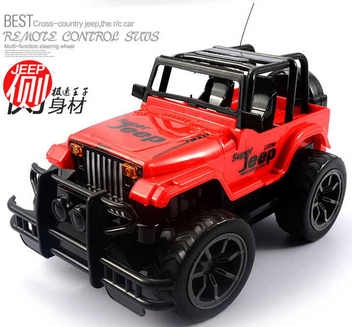 Wltoys Large Steering Wheel Light Rechargeable Off-road Cars Suvs Remote Control Gasoline Car Toys rc car electric Wltoys(China (Mainland))