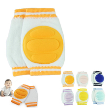 Fantastic 1 Pair New Kid Baby Crawling Knee Pad Toddler Elbow Pads