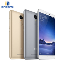 Original Xiaomi Redmi Note 3 Pro Snapdragon 650 Hexa Core 5.5'' 2GB RAM 16GB ROM 4000mAh google play MIUI 7 Fingerprint ID(Hong Kong)