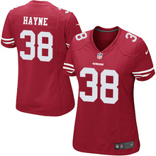San Francisco 49ers Vernon Davis Jerry Rice Anquan Boldin Torrey Smith NaVorro Bowman Ronnie Lott Jarryd Hayne for women(China (Mainland))