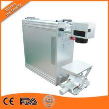 Desktop 20W Fiber Plastic Laser Printer Machine for Pen