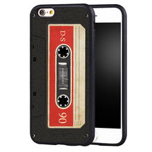 Buy DS 90 tape Printed Phone Case Skin Shell iPhone 6 6S Plus 7 7 Plus 5 5S 5C SE 4 4S Rubber Soft Cell Housing Cover for $4.17 in AliExpress store