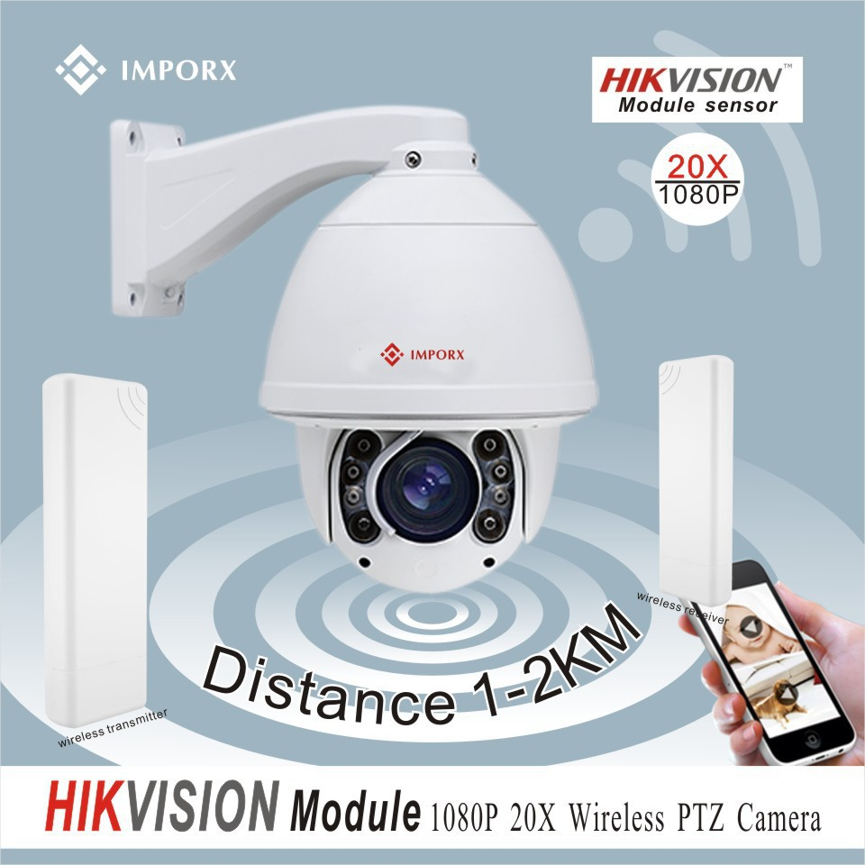 Full-HD 1080P Hikvision security camera auto tracking IP camera support wireless wifi free shipping(China (Mainland))