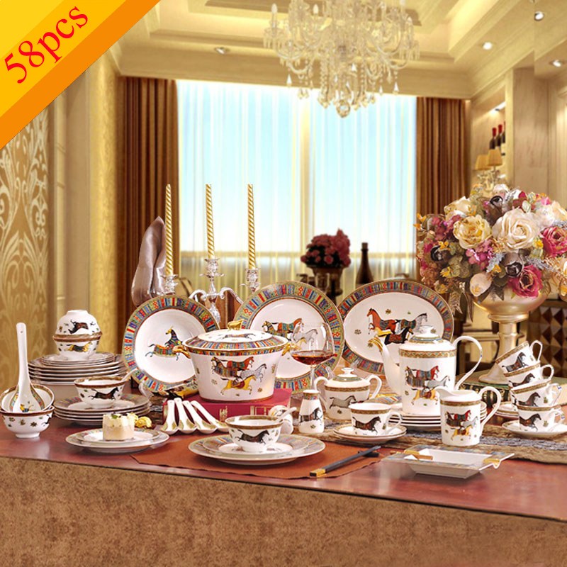 Wedding Gift Dinner Set : ... dinnerware sets dinner set coffee set wedding gift(China (Mainland