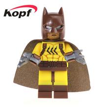 Buy 20Pcs Super Heroes Star Wars Tartan Catman Batman Movie Bricks Set Model Building Blocks Education Toys children Gift XH 510 for $14.40 in AliExpress store