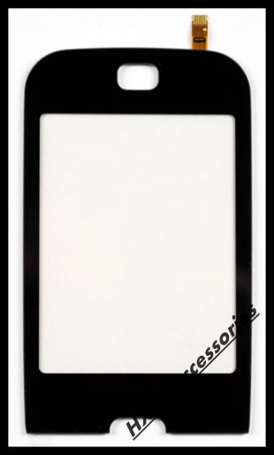 High quality For Samsung B5722 touch screen Digitizer glass with lens free shipping 10/lots(China (Mainland))