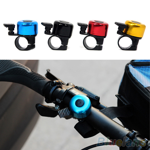2014 New Safety Metal Ring Handlebar Bell Loud Sound for Bike Cycling bicycle bell horn 1Q8R 2OQR(China (Mainland))
