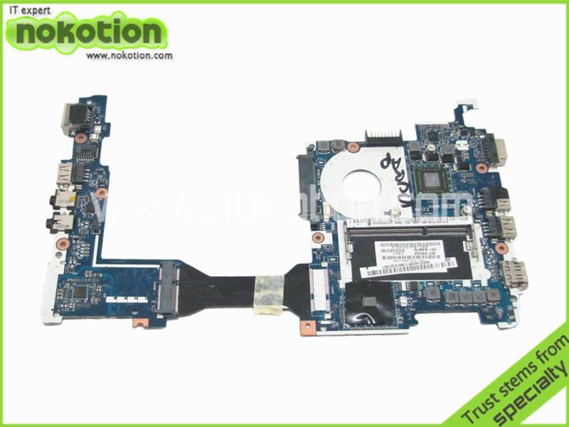 laptop motherboard for Aspire One 522 AO522 P0VE6 LA-7072P MBSFH02001 AMD C80 DDR3<br><br>Aliexpress