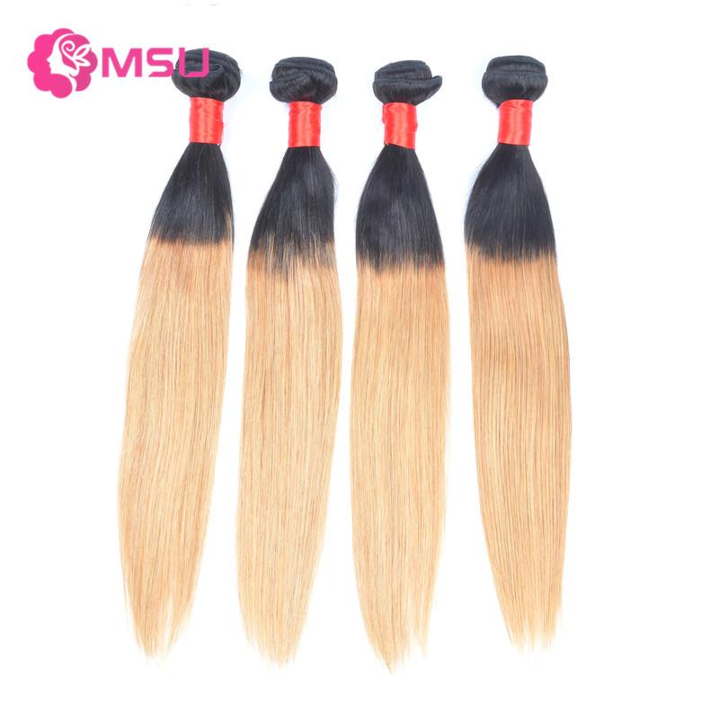 Здесь можно купить  7A Malaysian Virgin Hair Straight Ombre 3 Bundles Malaysian Straight Hair Ombre Malaysian Hair Straight Tissage Malaysian Ombre  Волосы и аксессуары