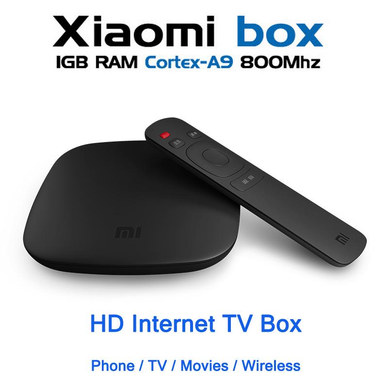 original xiaomi box hd internet tv box with remote smart box for phone xiaomi mi2 wifi best. Black Bedroom Furniture Sets. Home Design Ideas
