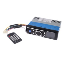 Car Audio Stereo In-Dash FM Aux Input Receiver w/ SD USB MP3 Radio Player Remote