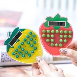 Free shipping 20pcs Mini calculator girls novelty small gifts