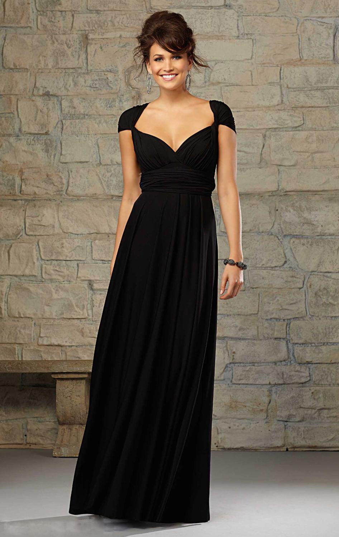 Robe noire mariage 2016