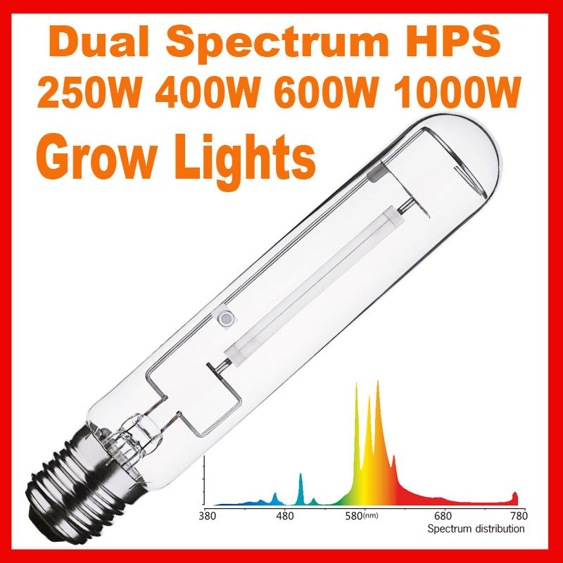 Dual Spectrum Hps Dual Spectrum Hps 1000w 600w