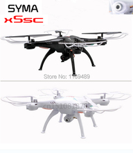 New Listing SYMA X5C Upgrade syma X5CS 2.4G 4CH 6-Axis Professional aerial RC Helicopter Quadcopter Toys Drone With Camera