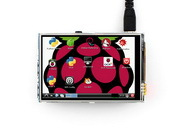 Waveshare 3.5inch RPi LCD (A) Raspberry Pi Display Module TFT 320*480 Resistive Touch Panel Support 3B/2B/ A+/B+ - Development Board Store store