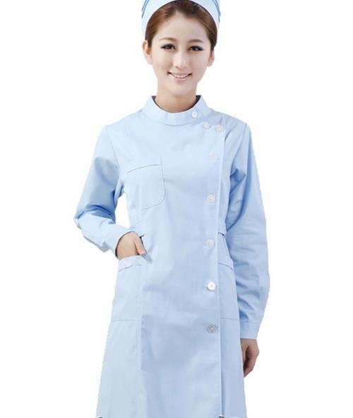 medical scrubs women/uniformes hospital women work wear blouses/medical clothing nursing scrubs women medical work bathrobe(China (Mainland))