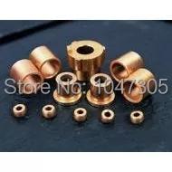 50*60*35mm Powder Metallurgy oil bushing porous bearing Sintered copper sleeve(China (Mainland))