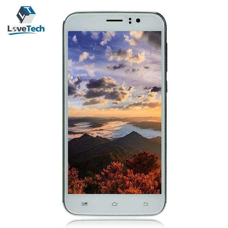 I8 5.0 Inch 2.5D MediaTek MT6580 Quad Core Cortex A53 1.3GHz Smartphone 2MP+5MP Camera 512MB RAM 4GB ROM 2100mAh Android 5.1