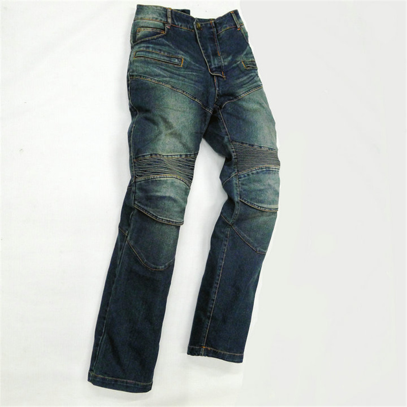 new models breathable motorcycle jeans casual jeans protection equipment 2slub-K kevlar motorbike pants Free shipping(China (Mainland))
