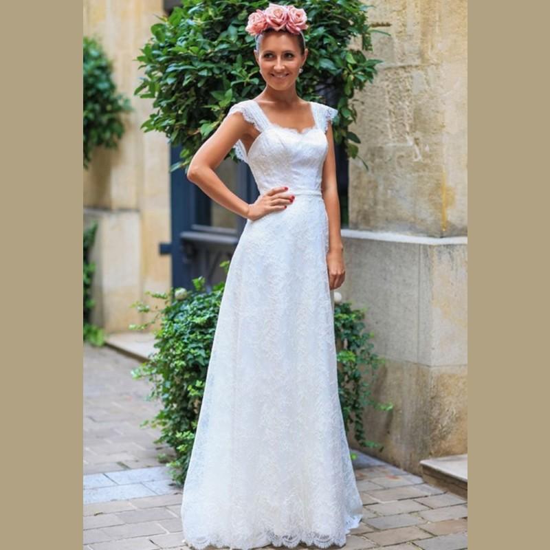 Backless bohemian wedding dress 2015 fashionable white for Backless bohemian wedding dress