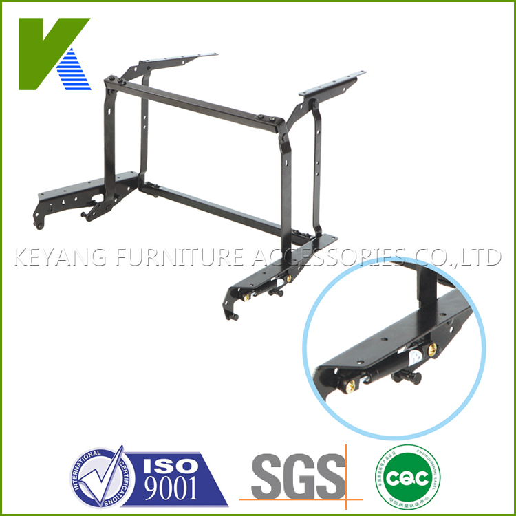 Adjustable Table Mechanism/Lift Up Coffee Table Mechanism With Gas Spring KYD003(China (Mainland))