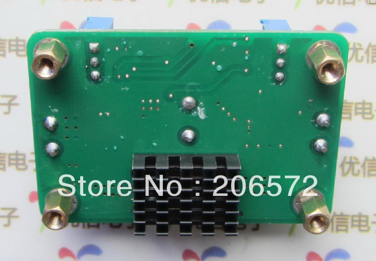 LED driver module, DC - DC adjustable constant pressure constant current (with CC CV instructions) module Integrated Circuits(China (Mainland))