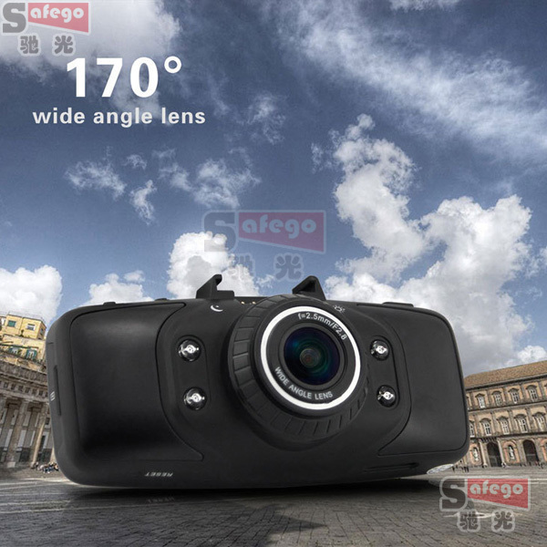 1 set  100% Original camera gps gs9000 ambarella 170 degree ultra wide angle lens 2.7 inch 16:9 TFT LCD blackview gs9000 <br><br>Aliexpress