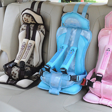 New 1-6 Years Old Baby Portable Car Safety Seat Kids Car Seat 25kg Car Chairs for Children Toddlers Car Seat Cover Harness(China (Mainland))