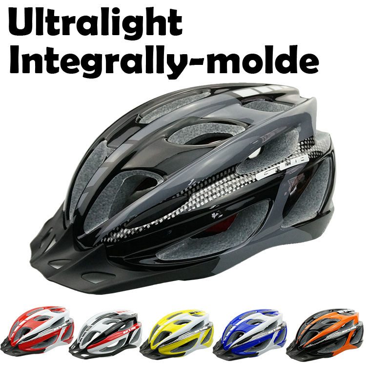 2016 NEW professional bicycle/cycling helmet Ultralight Integrally-molded 20 air vents bike helmet Dual use Mountain Road Sport(China (Mainland))