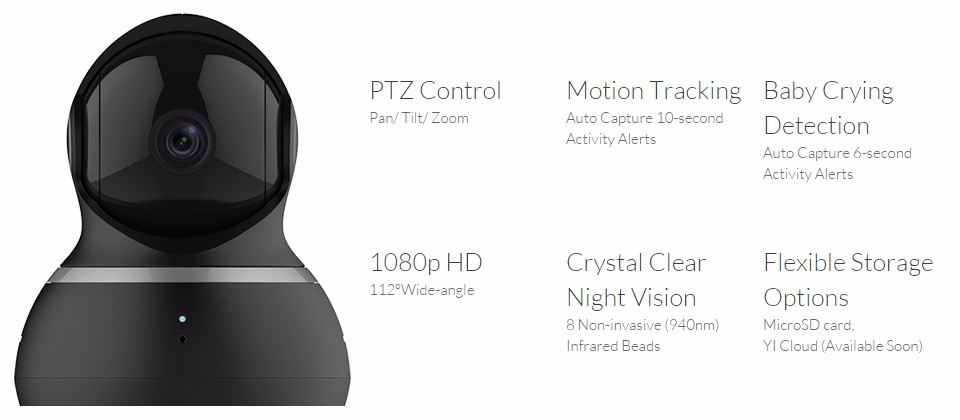 1080P Xiaomi YI Dome Home Camera (11)
