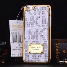 Luxury Brand Кожаный Чехол Case Для iPhone 7 6 6 s плюс 5 5S SE Samsung Galaxy Note 4 S 5 6 7 Край Плюс Телефон Сумки Случаи coque(China (Mainland))