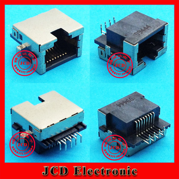 Best Price Free shipping RJ45 Combo Jack Laptop Lan Socket for HP/ Asus / Acer / SONY / Samsung / Dell(China (Mainland))