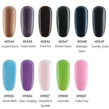 Choose Any 1 Pc Soak Off UV LED Gel Nail Polish and Salon Gel Lacquer For