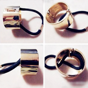 Min order 9.9$ free shipping Fashion Metal hair band hair jewelry FS035