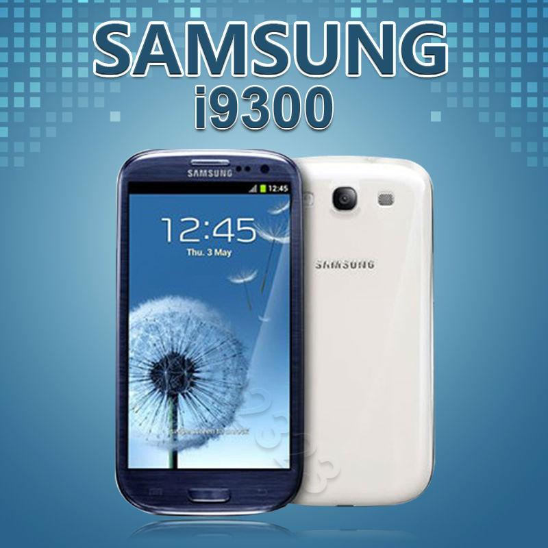 Unlocked Original Samsung Galaxy S3 I9300 Cell Phone Android 4.0 Quad Core 1GB RAM 16GB 8MP Camera 4.8 inches Phone Refurbished(China (Mainland))