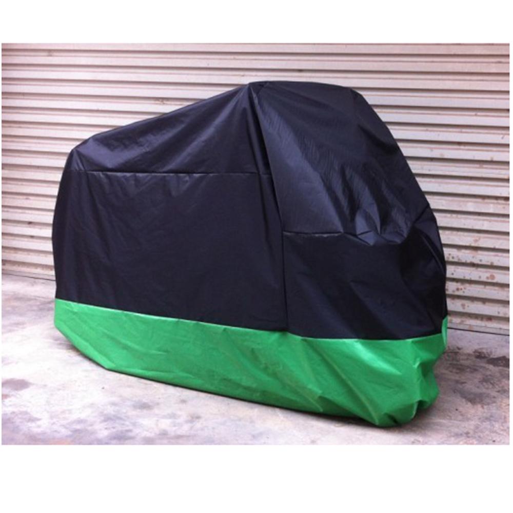 Motorcycle Motorbike Bike Moped Scooter Cover Dustproof Waterproof Rain UV Resistant Moto Covering 245*105*125 cm 8 colors(China (Mainland))