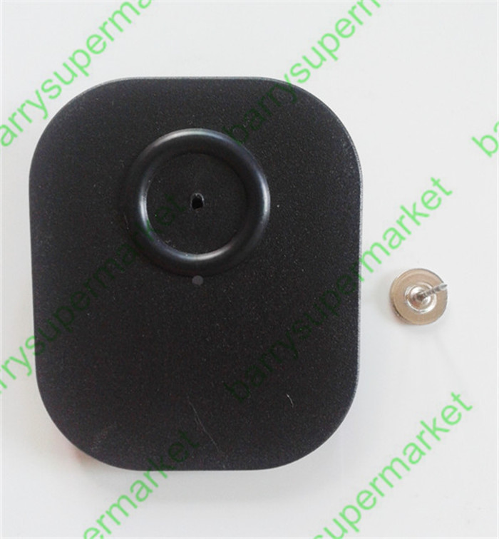 100pc 8.2MHZ(can chosse 58k) 4*4cm EAS Anti-theft Tag Aprince Label EAS soft label Clothing security tags Antenna width 0.5-1.2M(China (Mainland))