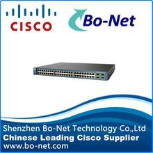 CISCO  WS-C3560G-48PS-S  48-Ports PoE Gigabit Ethernet Switch(China (Mainland))
