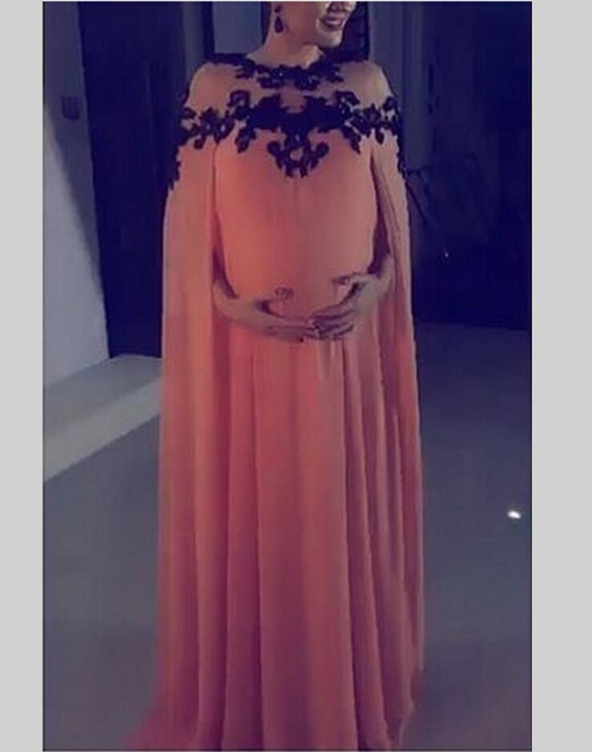 Evening Dresses For Pregnant 5