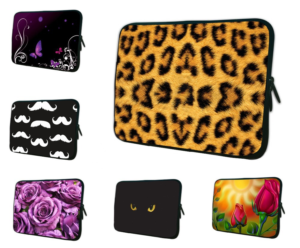 """Sleeve Case Bag For iPad Mini Case 7.9"""" 7"""" 8"""" Computer Protective Pouch Cover For ipadmini Case Nylon Bags For Chuwi Vi7 Case(China (Mainland))"""